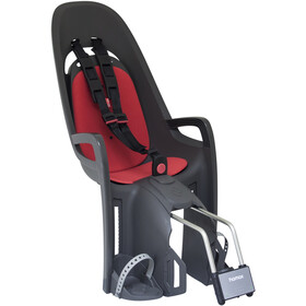 Hamax Zenith Kindersitz grey/red